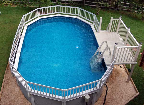 5x10 Swimming Pool Deck System