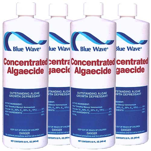 Blue Wave Concentrated Algaecide For Swimming Pools