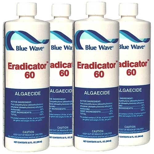 Blue Wave Eradicator 60 Algaecide For Swimming Pools