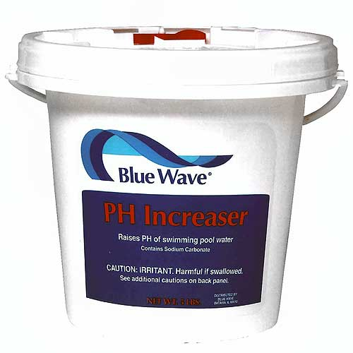 Blue Wave Ph Increaser For Swimming Pools