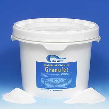 Blue Wave Di Chlor Chlorinating Granules For Swimming Pools