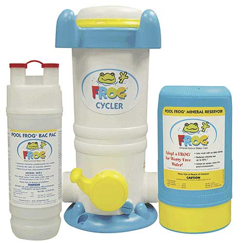 Pool Frog 174 Mineral Disinfectant System For Swimming Pools