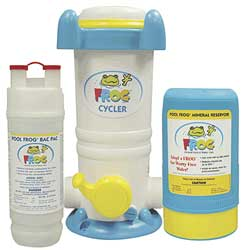 Pool Frog® Mineral Disinfectant System