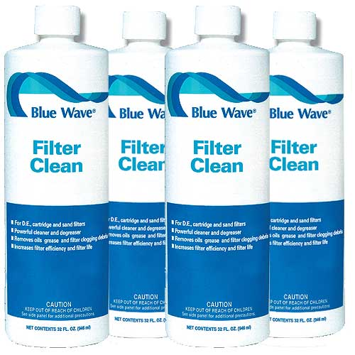 Blue Wave Swimming Pool Filter Cleaner And Degreaser