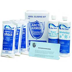 Blue Wave Non-Chlorine Winter Closing Kits