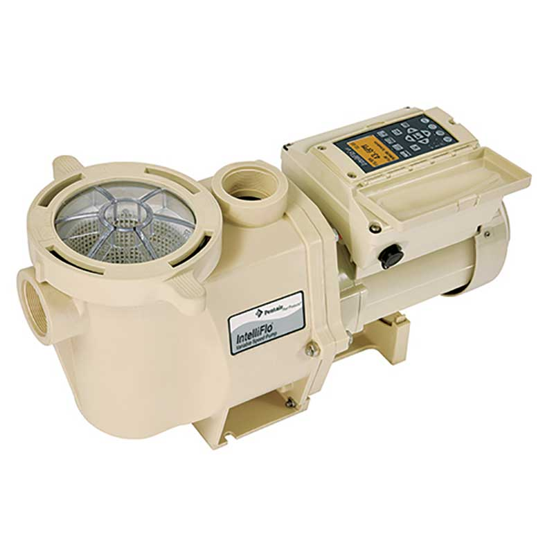 Pentair intelliflo vf high performance pump for Inground pool pump and filter systems