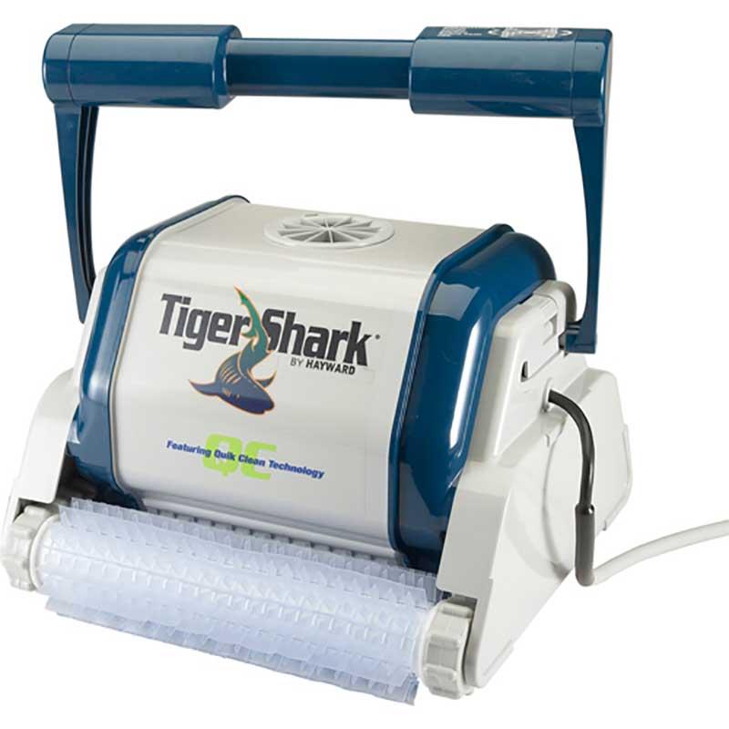 hayward tigershark qc pool cleaner. Black Bedroom Furniture Sets. Home Design Ideas