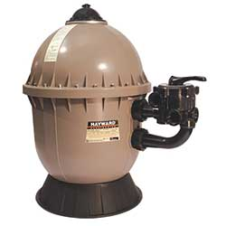 Hayward Pro Series Side Mount Sand Filter