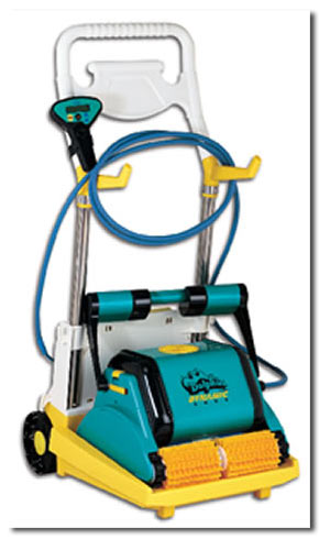 Dolphin 2002 Remote Control Automatic Pool Cleaner