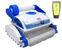 Aquafirst™ Turbo Remote Control Automatic Pool Cleaner