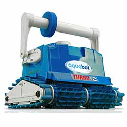 Aquabot Turbo T2 Automatic Pool Cleaner With Caddy