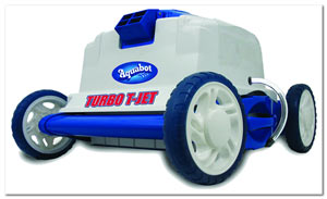 Aquabot Turbo T-Jet In Ground Pool Automatic Cleaner