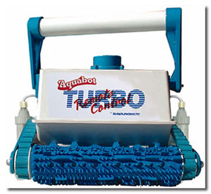 Aquabot Turbo Remote Control Automatic Pool Cleaner