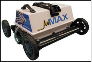Jetmax Commercial Automatic Pool Cleaner