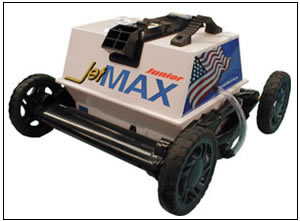 JetMax Junior In Ground Pool Automatic Cleaner
