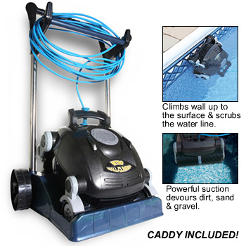 Nitro Wall Climber Automatic Pool Cleaner
