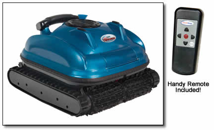 Direct Command Remote Control Automatic Pool Cleaner