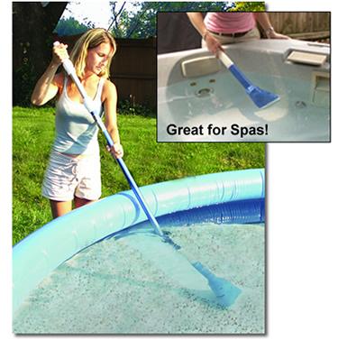 Aqua Broom Pool Vacuum