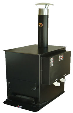 Wood Fired Swimming Pool Heaters and Accessories