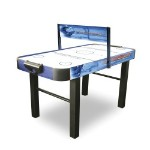 5 ft Air Hockey Game Table with Visual Blind