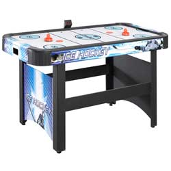 Face-Off 5 ft Air Hockey Table with Electronic Scoring