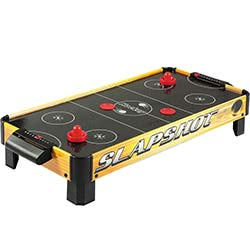 Slapshot 40 inch Table Top Air Hockey