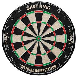 Shot King Dart Set