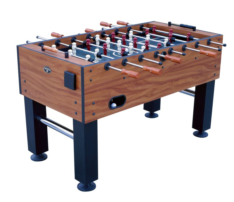 55 Inch Foosball Soccer Game Table