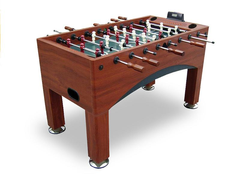 57 Inch Foosball Soccer Game Table With Goal Flex
