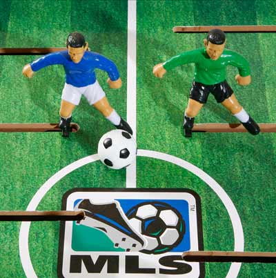 Mls Table Top Rod Soccer Foosball