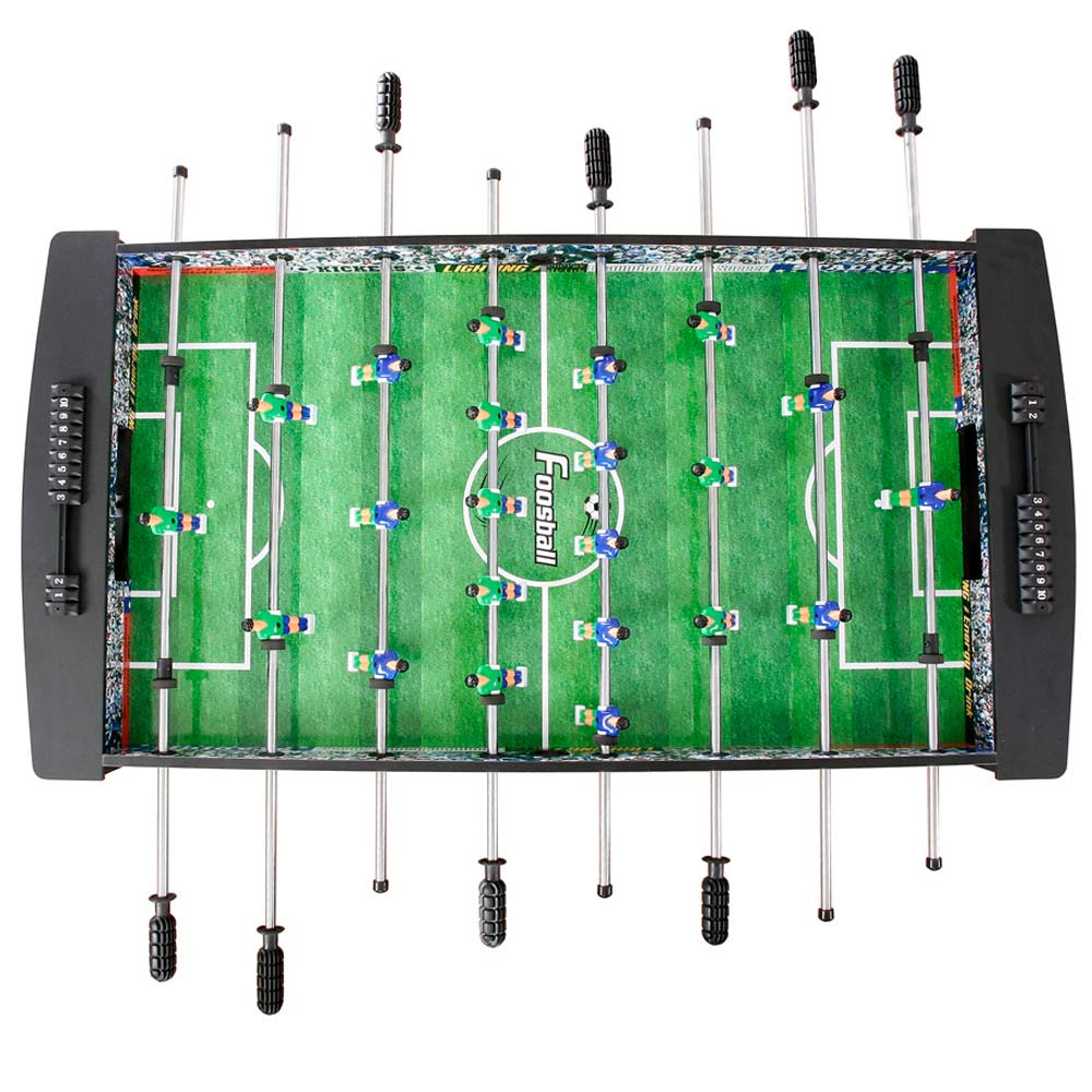 Carmelli Playoff 48 Inch Foosball Soccer Table