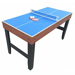 Accelerator 4-In-1 Multi Game Table
