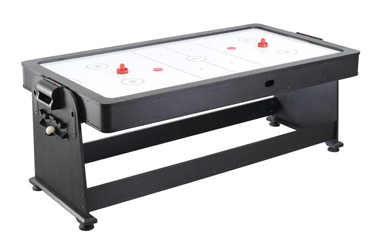Carmelli In Flip Game Table With Air Hockey Billiards And Ping Pong - Carmelli pool table