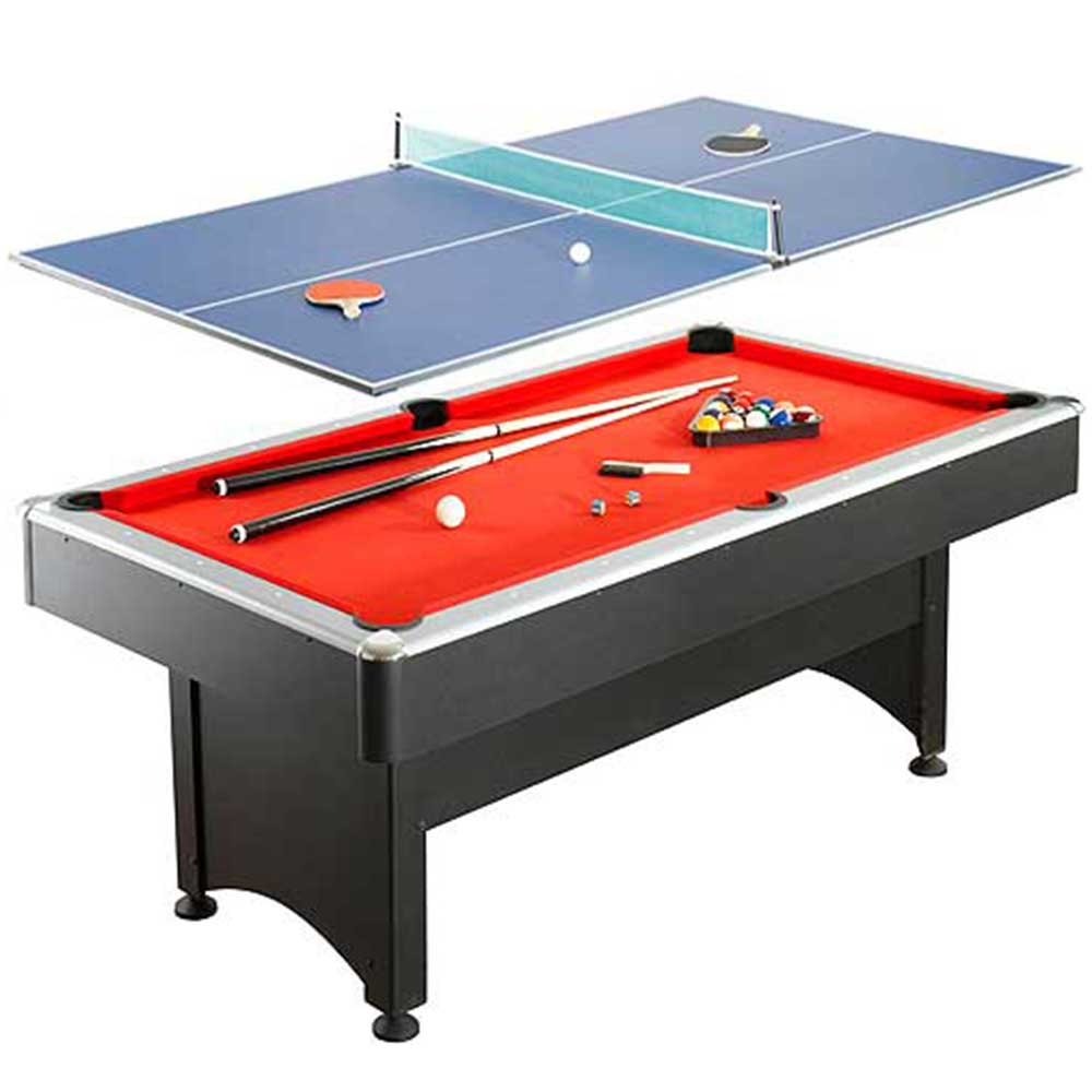 maverick 7 ft pool table with table tennis. Black Bedroom Furniture Sets. Home Design Ideas