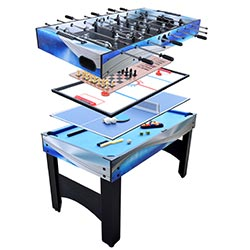 Matrix 54 in. 7-in-1 Multi-Game Table
