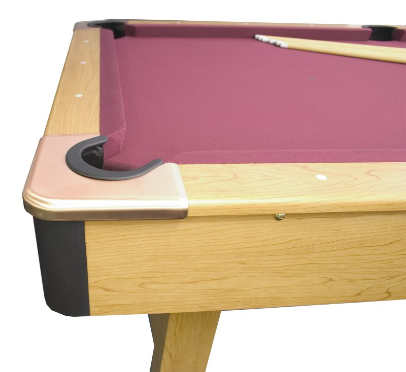Fairfax Minnesota Fats Billiards Pool Table - Fats pool table