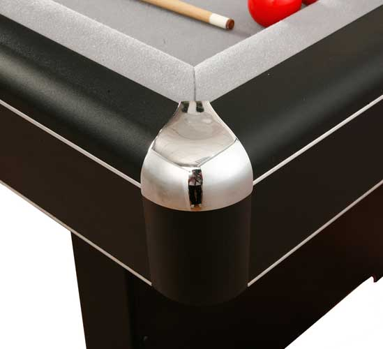Carmelli Slate Bumper Pool Table By Harvil