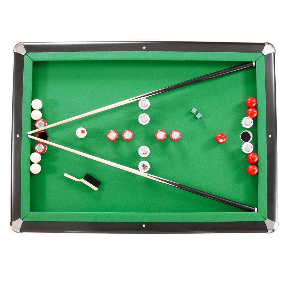 Renegade Slate Bumper Pool Table
