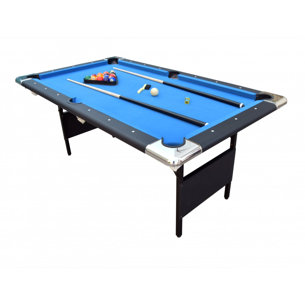 Fairmont 6 ft portable pool table for Portable pool