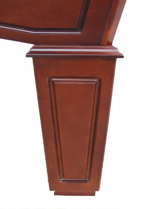 Carmelli Oxford 8 Ft Solid Wood Slate Pool Table With