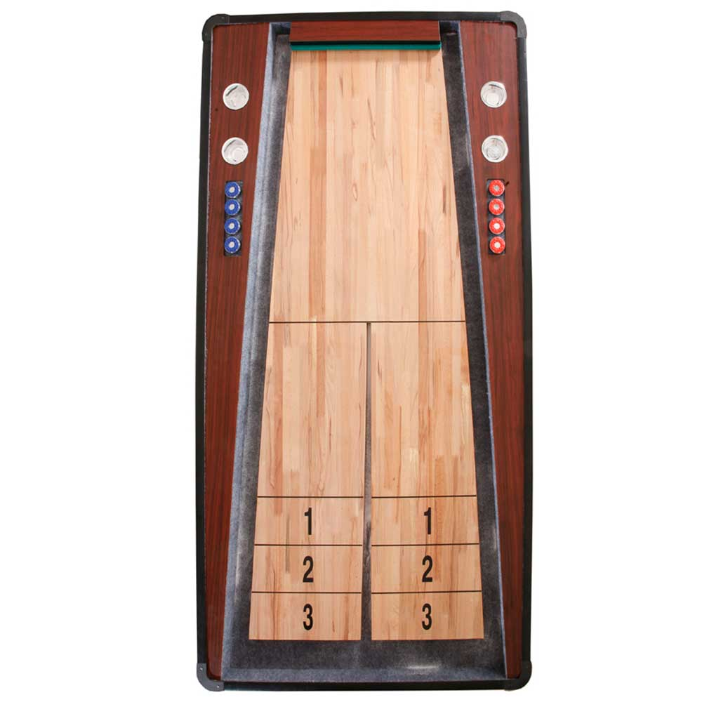 Ricochet 7 Ft Shuffleboard Table