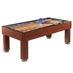 Ricochet 7 ft. Shuffleboard Table