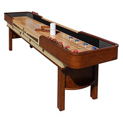 Carmelli Merlot Shuffleboard Table