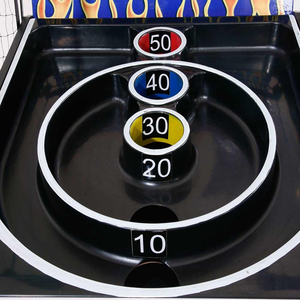 Hot Shot Skeeball Table