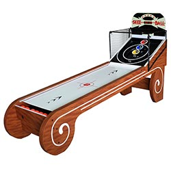 Carmelli Boardwalk Skeeball Table