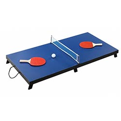 The Drop Shot 42 inch Table Tennis Set