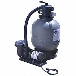 Blue Star 19 inch 1 HP 1 Speed Sand Filter