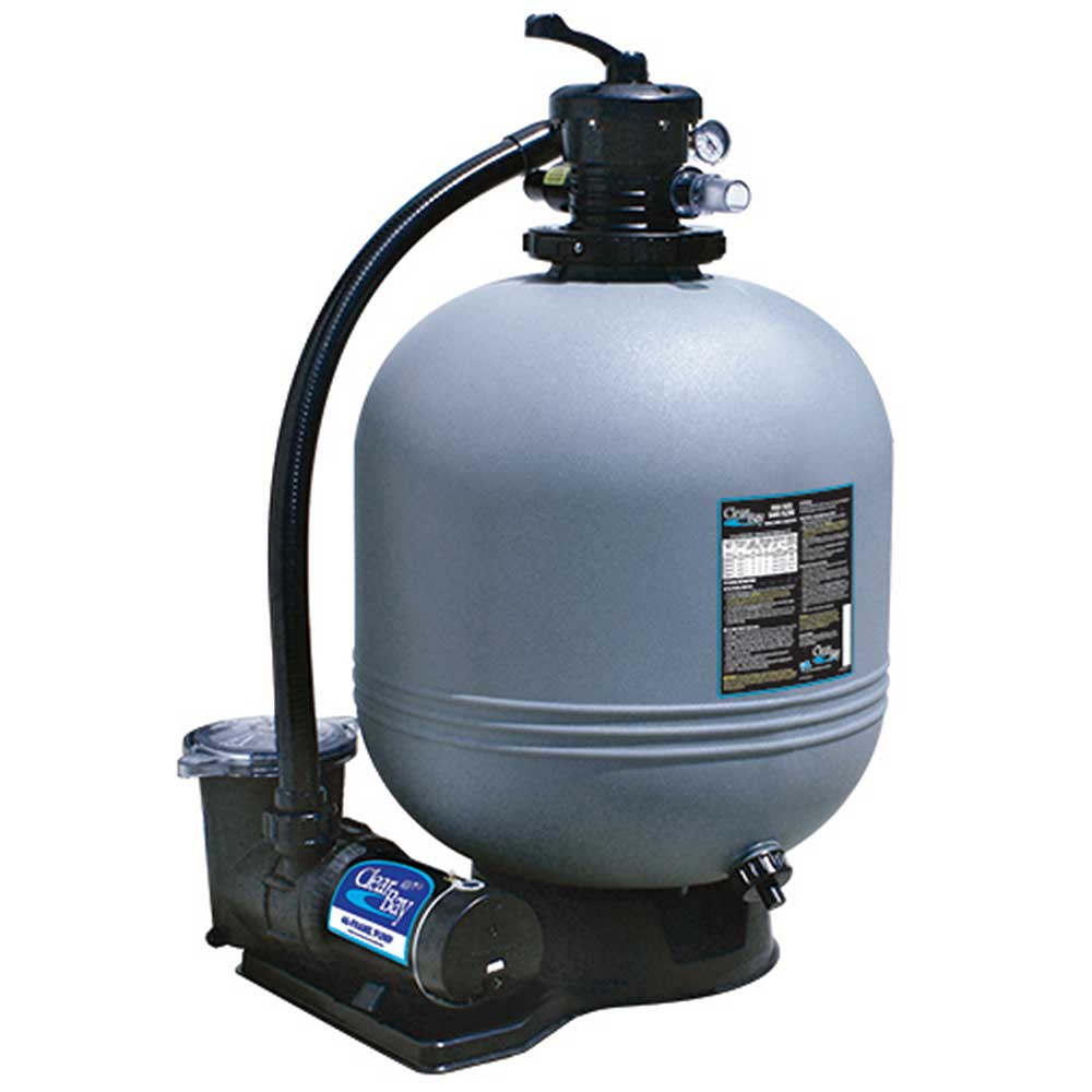 Waterway Sand Filter System For Above Ground Pools