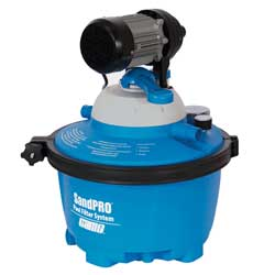 SandPro 20ES Sand Filter and Pump System