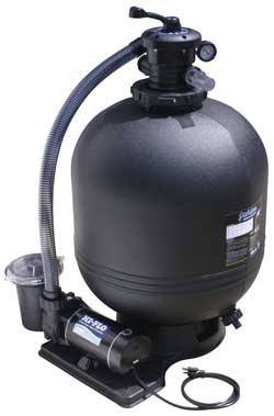 Above Ground Pool Pumps and Pool Filters